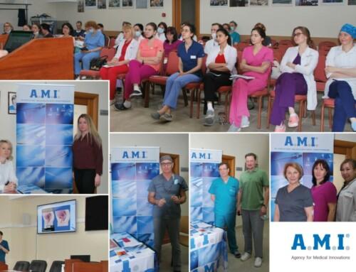 Erfolgreicher Urogynäkologie-Workshop in Russland