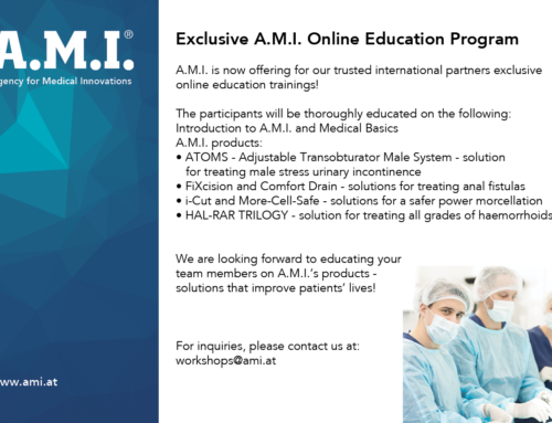 A.M.I. Online Education Program