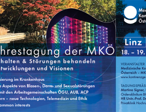 29th Annual Meeting of MKÖ 2019