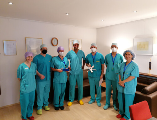 Surgical workshop for the treatment of hemorrhoids