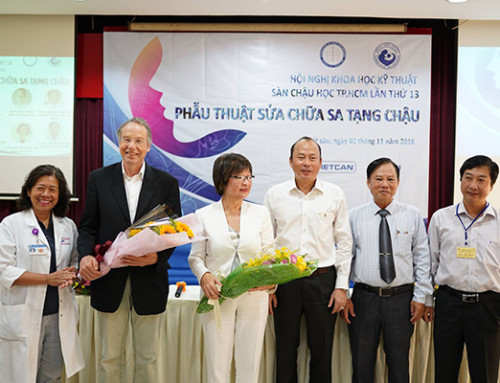 Perineology Association in Ho-Chi-Minh